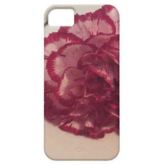 Pink/White Carnation Phone/Tablet Case