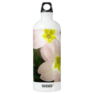 Pink Wild Primrose Plant SIGG Traveler 1.0L Water Bottle
