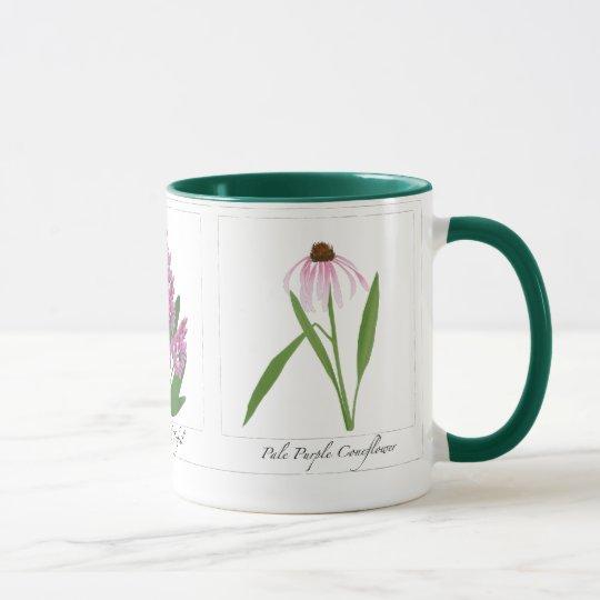 Pink Wildflowers Mug