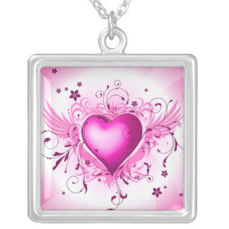 Pink Wings Jewelry