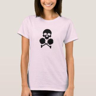 Pink Women's Babydoll Tee- S T-Shirt