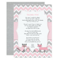 thank you note invitations zazzle