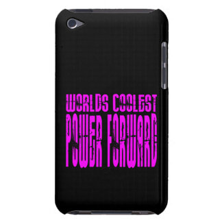 Pink Worlds Coolest Power Forward Barely There iPod Cover