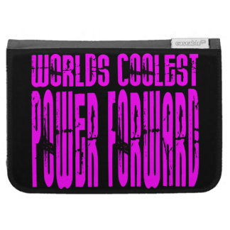 Pink Worlds Coolest Power Forward Kindle Keyboard Case