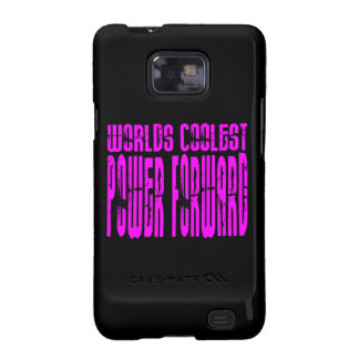 Pink Worlds Coolest Power Forward Galaxy SII Cases