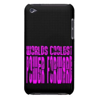 Pink Worlds Coolest Power Forward Barely There iPod Case