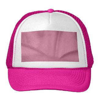 Pink Wrinkled Flower Closeup Texture Trucker Hat
