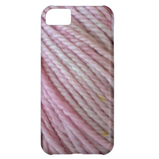 Pink Yarn iPhone 5C Cover