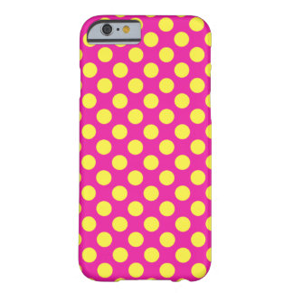 Pink & Yellow Bubble Gum Barely There iPhone 6 Case