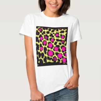 Pink yellow circles T-Shirt