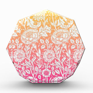 Pink & Yellow Contemporary Floral Pastel Design Award