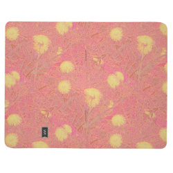 Pink Yellow Dandelion style 2 Journal