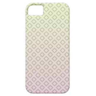 Pink Yellow Pattern iPhone SE/5/5s Case