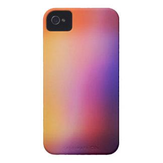 Pink Yellow Purple & Orange Abstract iphone 4 Case
