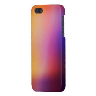 Pink Yellow Purple Orange Abstract iphone 5 Case