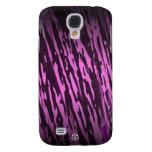 Pink Zebra Shadow iPhone 3 Case