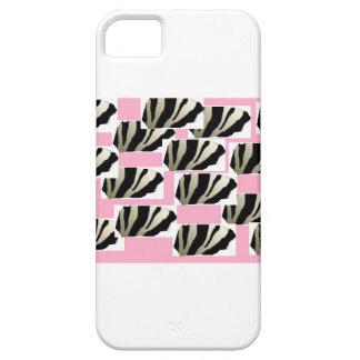 Pink Zeeb! iPhone 5 Covers