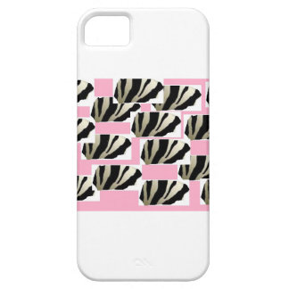 Pink Zeeb! iPhone SE/5/5s Case