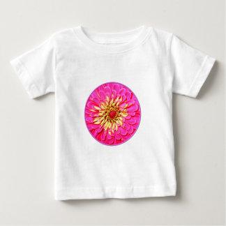 Pink Zinnia Baby T-Shirt