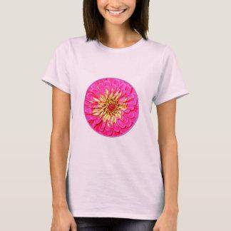 Pink Zinnia T-Shirt