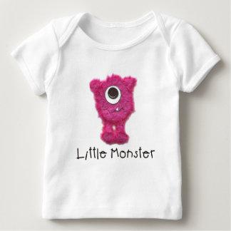Pink Zippy Little Monster Long-Sleeve Tee