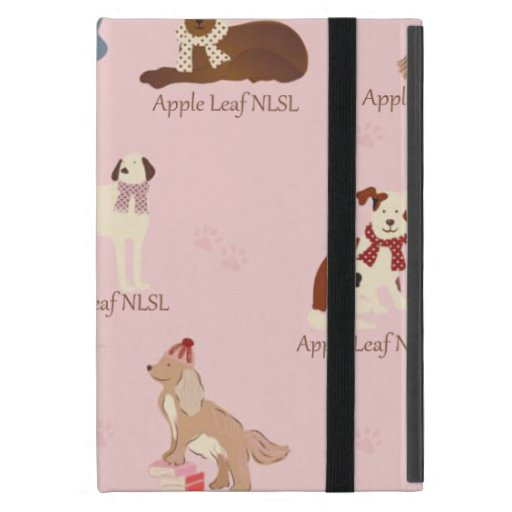 Pink Zoley Case For iPad Mini