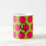 Pinkalicious Dots Mugs