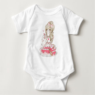 Pinkarol for Drop Dead Cute Baby Bodysuit