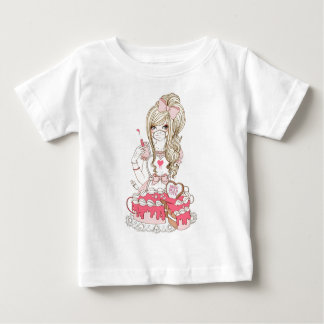 Pinkarol for Drop Dead Cute Baby T-Shirt