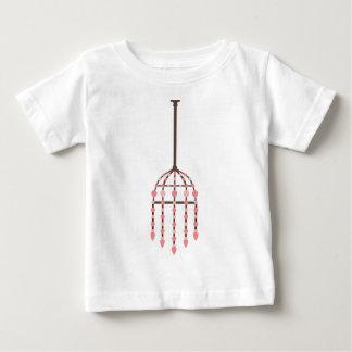 PinkCChandelierP9 Baby T-Shirt