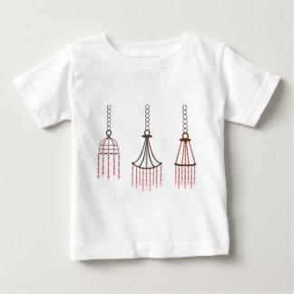 PinkChandelier3 Baby T-Shirt