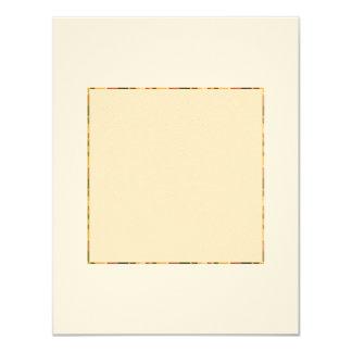 "Pinkcreme de PaperSwirl Invitación 4.25"" X 5.5"""