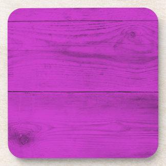 Pinke Wood Structure Coaster
