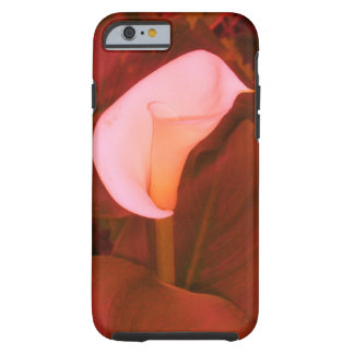 Pinked Arum Lily Tough iPhone 6 Case