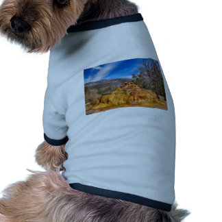 Pinkerton Hot Spring Formation Dog Tee