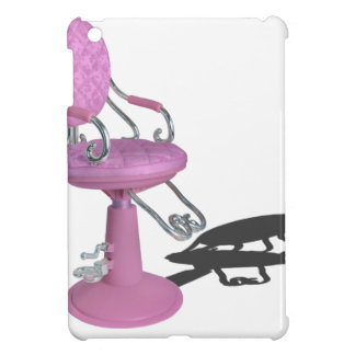 PinkHairDresserChair070315.png iPad Mini Covers
