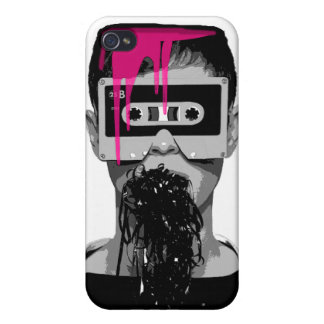 pinkhead iPhone 4/4S cover
