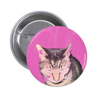 pinkice, cat buttons