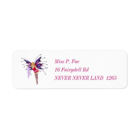 Pinkie Fae Label
