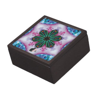 Pinkie Kaleidoscope Jewelry Box
