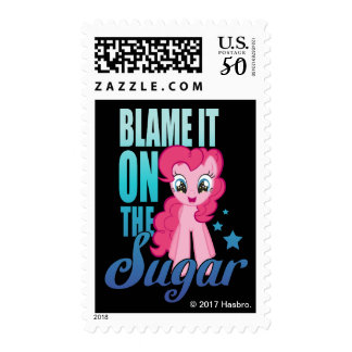 Pinkie Pie | Blame It One The Sugar Postage
