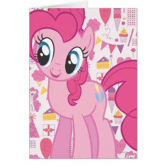 Pinkie Pie Card