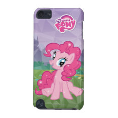 Pinkie Pie iPod Touch 5G Case at Zazzle