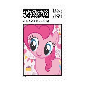 Pinkie Pie Postage