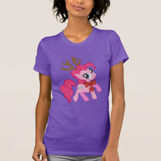 Pinkie Pie Reindeer T-Shirt