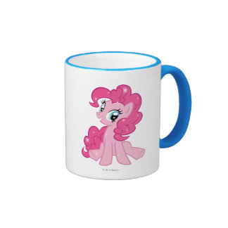 Pinkie Pie Ringer Mug