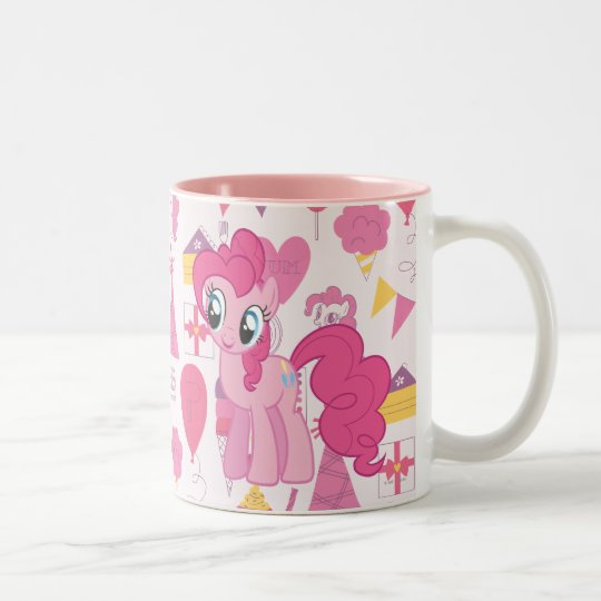 Pinkie Pie Two-Tone Coffee Mug