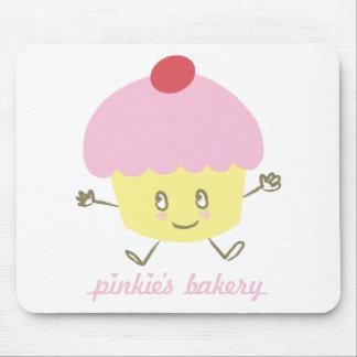 Pinkie's Bakery Cupcake Mousepad