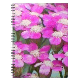Pinkies Spiral Notebook