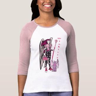 Pinkiria Raglan Top T-shirt